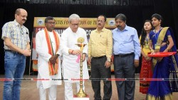 Dy CM Jishnu Dev Varman Inaugurated 16th State Conference of Hepatitis Foundation