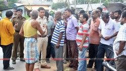 Locals stage road blockade at Barjala seeking gas connections