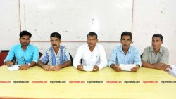 Tripura Rajya Udbastu Unnayan Committee held Press meet