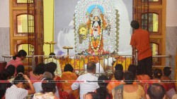 Uma maheshwari Kali Bari Organized Jagatdatri Puja