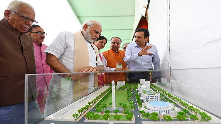 Modi inaugurates Bansagar canal project in Mirzapur