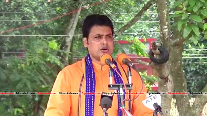 Tripura connecting through Bangladesh to boost economy: CM