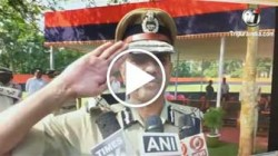 DGP A K Shukla briefs Police Commemoration Day