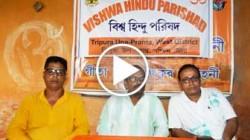 Vishwa Hindu Parishad held Press Meet at Gita Bhawan